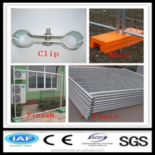 PE coated outdoor temporary dog fence