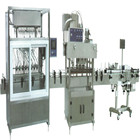 China beverage exports high efficient and convenient sauce canning filling machine