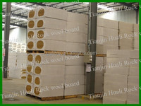 high density heat resistant insulation exterior rock wool board/slab