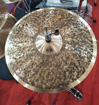 B20 Traditional China Custom Cymbal For Drums , bronze cymbals