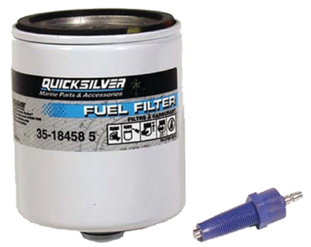 Cheap Fuel Filter Water Find Deals On Line At Racor Duramax Get Quotations Oem Mercury Quicksilver Separating W Blue Sensor For All Mariner