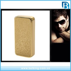 Promotional Gifts Retro Treasure Flower Rechargeable Cigarette Lighter usb Flash Drive