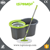 ISPINMOP microfiber mop head steel pole type mop material new product