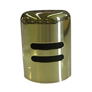 LASCO-Simpatico 30203P Dishwasher Air Gap Metal Trim Cap, Polished Brass PVD Color: Polished Brass Style: Metal Cap, Model: 30203P, Hardware Store