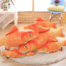Hot sale toys baby doll fashion cushion plush doll fish cushion wholesale