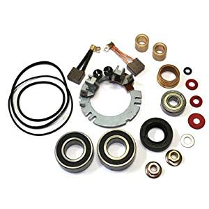 Caltric Starter KIT Fits HONDA MOTORCYCLE GL1200A GOLD WING ASPENCADE 1181cc ENGINE 1985-1987