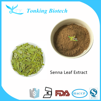 Halal Factory Provide Senna Leaves Pods Powder