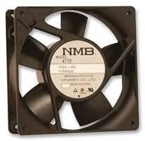 NMB TECHNOLOGIES - 4715FS-12T-B50-D00 - AXIAL FAN, 119MM, 115VAC, 190mA by NMB TECHNOLOGIES