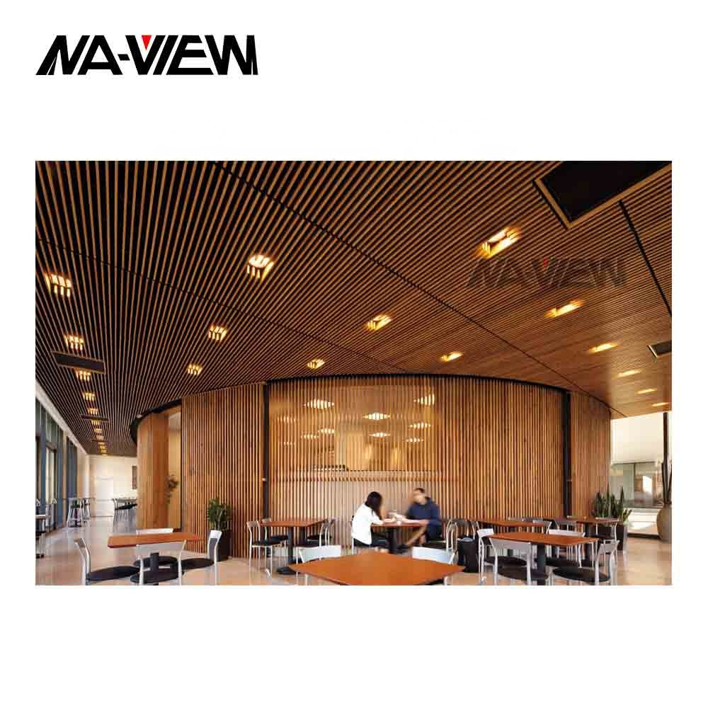 Aluminum False Baffle Shop Ceiling Design For Corridor Buy Corridor Tiles Designs Aluminum False Ceiling Product On Alibaba Com