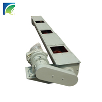 Low Power Adjustable Speed Food Spiral Auger Screw Conveyor Price List
