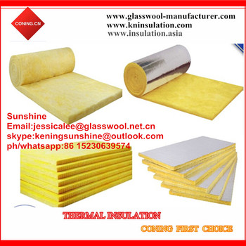 how to cut glass wool insulation