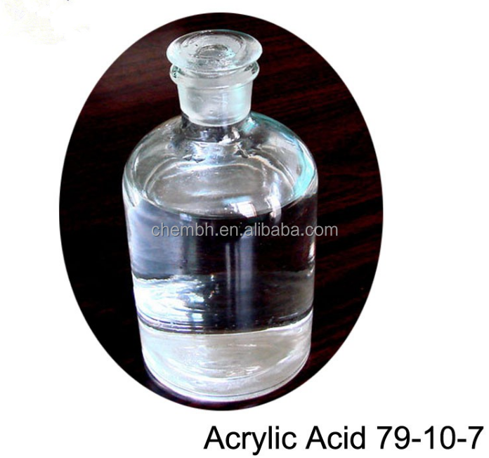 High purity Basic Organic Chemicals Acrylic Acid price ( AA) 99.9% min CAS NO.79-10-7