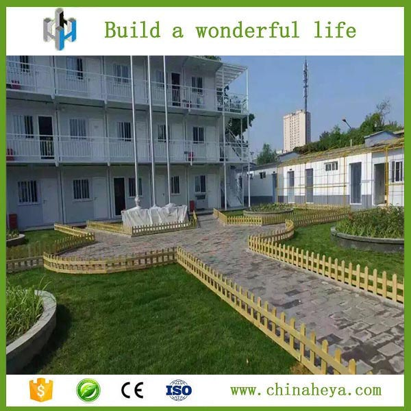 HEYA 2016 prefabricated high rise steel construction materials hotel building