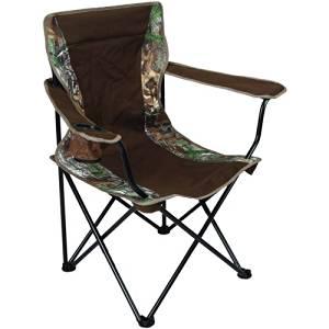 Buy Ozark Trail Ultra High Back Folding Quad Camp Chair In