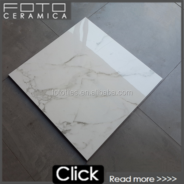 Non rectifi blanc brillant carrelage carreaux de marbre for Carrelage marbre prix