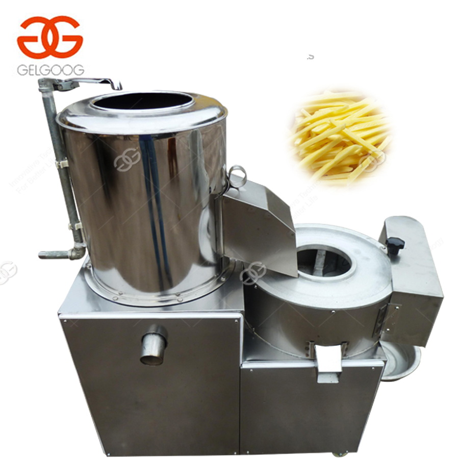 Automatic Industrial Potato Washing and Peeling Machine Potato Peeling Machine
