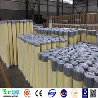 Direct factory Fiberglass/Aluminum/stainless steel mosquito window screen/wire netting