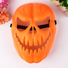 YIWU caddy HP-42 Halloween Pumpkin Scream Scary party mask for men