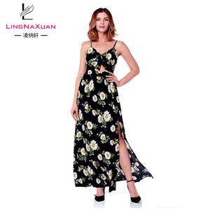 9ea178bfa2461 Hawaiian Print Dress, Hawaiian Print Dress Suppliers and Manufacturers at  Alibaba.com