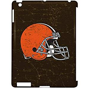 NFL Cleveland Browns iPad 2&3 Lite Case - Cleveland Browns Distressed Lite Case For Your iPad 2&3