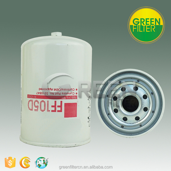 generator diesel fuel filter part ff105d bf957-d p550106 wf10064 33405