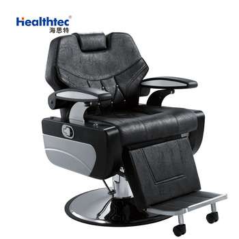 black color modern barber chairs HT-9110 for hair salon