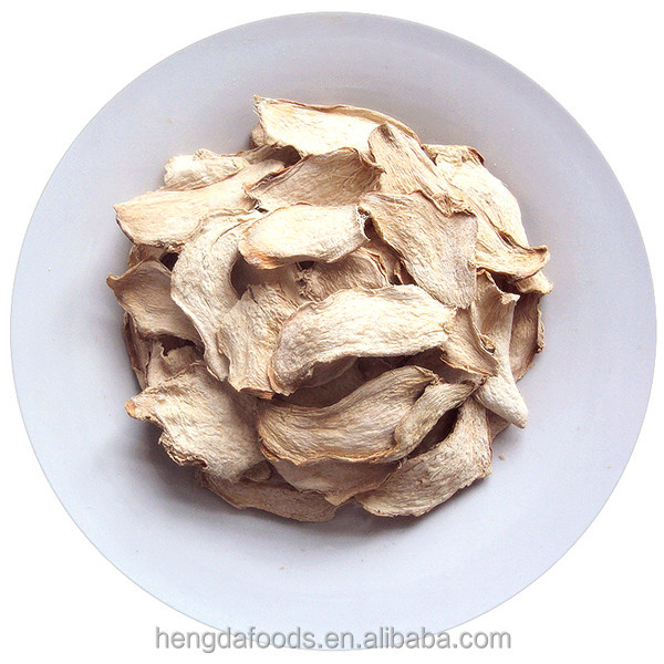 2016 New Crop Dried Ginger Chips for Export