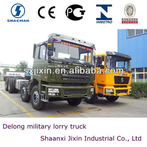 Used Military Vehicles >> 8x4 China Lorry Truck Used Military Vehicles For Sale