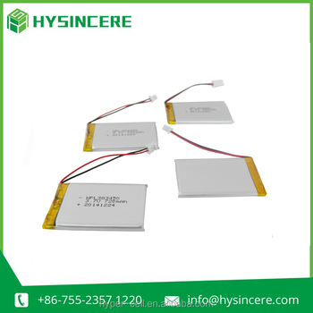 hpl383450 china factory price 3 7v 720mah rechargeable lipo Lipo Battery Wiring Diagram hpl383450 china factory price 3 7v 720mah rechargeable lipo battery with pcm and wires for digital lipo battery wiring diagram