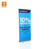 custom designed digital printing aluminum rollup banner stand, roll up display