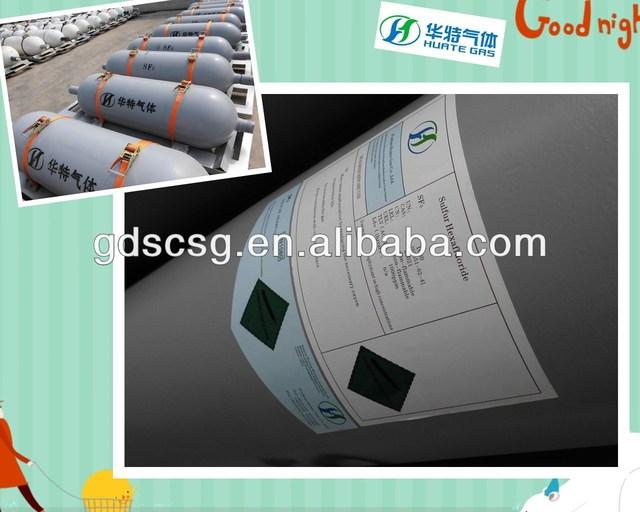 Sifat Kimia Sulfur Heksafluorid Gas Buy Sulfur Heksafluorid Manufaktur Belerang Heksafluorid Gas Sf6 Gas Sifat Product On Alibaba Com