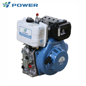 6 5kw 4-stroke Air Cooled Diesel Engine HP186FAE (CE,EPA,CSA)