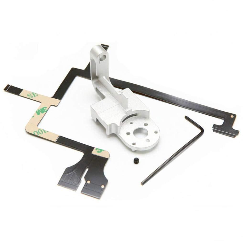 New Gimbal Brackect Yaw+Flex Ribbon Cable For DJI Phantom 3 Pro &Adv Replacementt,Nacome