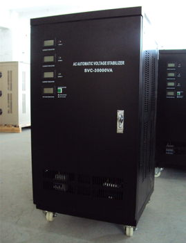 20kw 3 phase automatic voltage regulator, 20000w voltage stabilizer