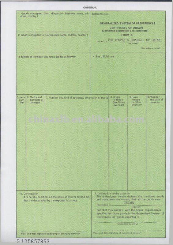 Hospital Invoice Pdf Certificate Of Origin Certificate Of Origin Suppliers And  Rent Receipt Generator Excel with Free Sample Invoices Pdf Certificate Of Origin Certificate Of Origin Suppliers And Manufacturers At  Alibabacom Pork Chop Receipts Excel