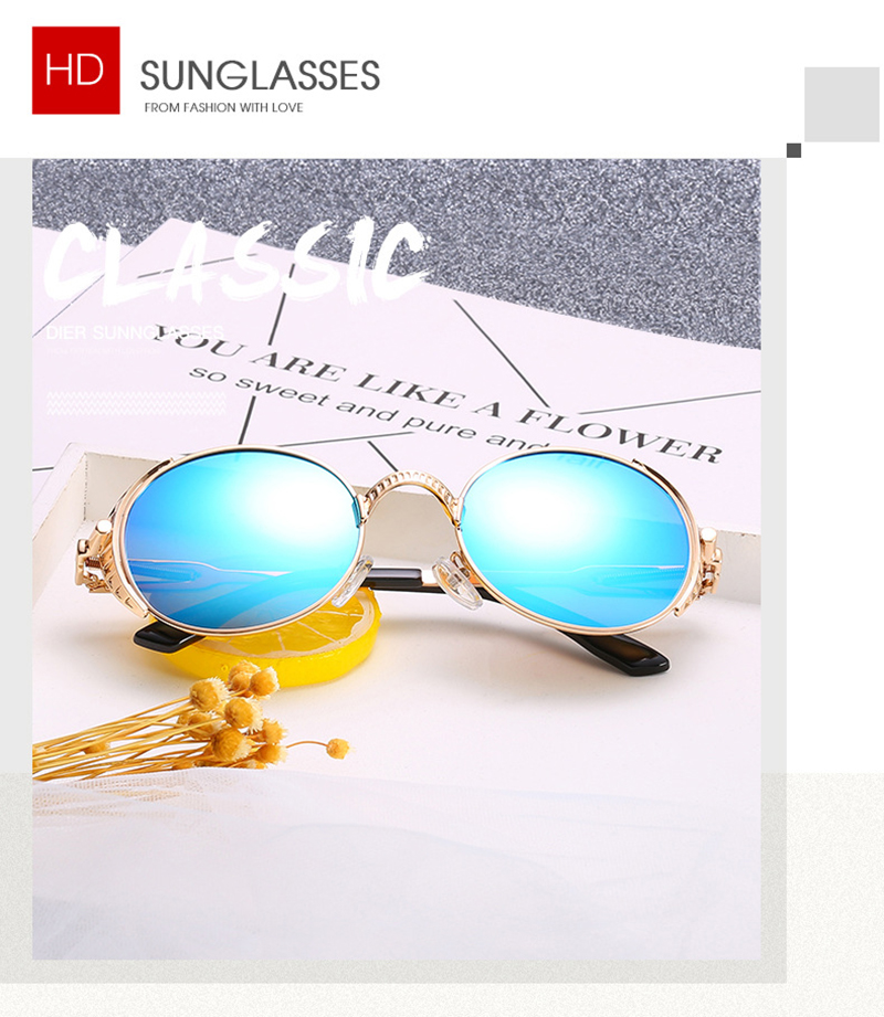 Fuqian mens designer sunglasses sale Supply for women-5