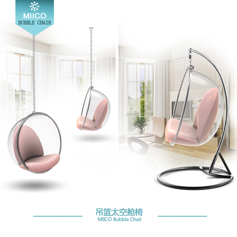 Our Promise Better Quality & Longer Life. Guaranteed. Hanging Bubble Chair