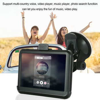 KKmoon 5inch Car Portable GPS Navigation 128M 8GB Car Navigator K6512-3,  View 5inch Car Portable GPS Navigation 128M 8GB Car Navigator, KKmoon  Product