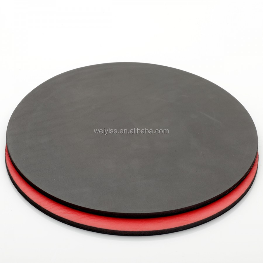 hot sale round shape mousepad/ computer mousepad
