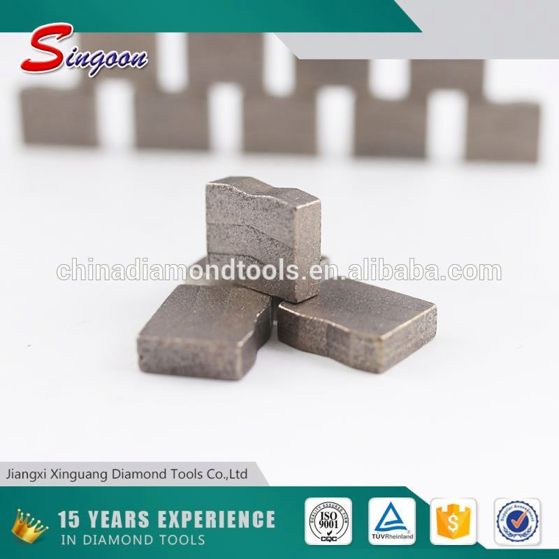 professional diamond segment silver welding solder for granite