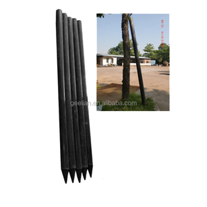 High quality farm used Vineyard stakes garden stakes grape post plant support fence post support
