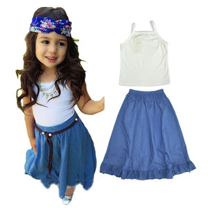 Kids store girls in skirts tops online skirt outfits kids fashion girl children wear clothing fancy dress costumes summer suits