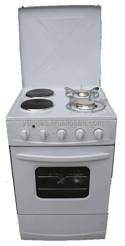 4 Burner Gas Stove Electric