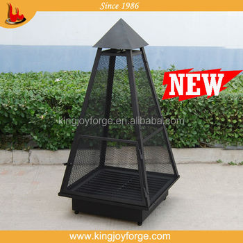 the mexican metal in fireplace chiminea pics style pit outdoor fire garden