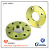 electric galvanized malleable iron pipe fitting round flanges