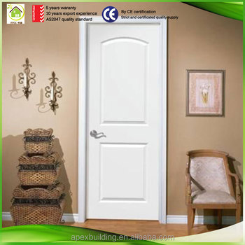 2 Panel Arched Top Interior Doors Modern Best Price Door