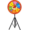 christmas prize wheel fortune cheap promotion wheel