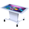2016 new design top quality capacitive touch screen table for family ,office,conference room
