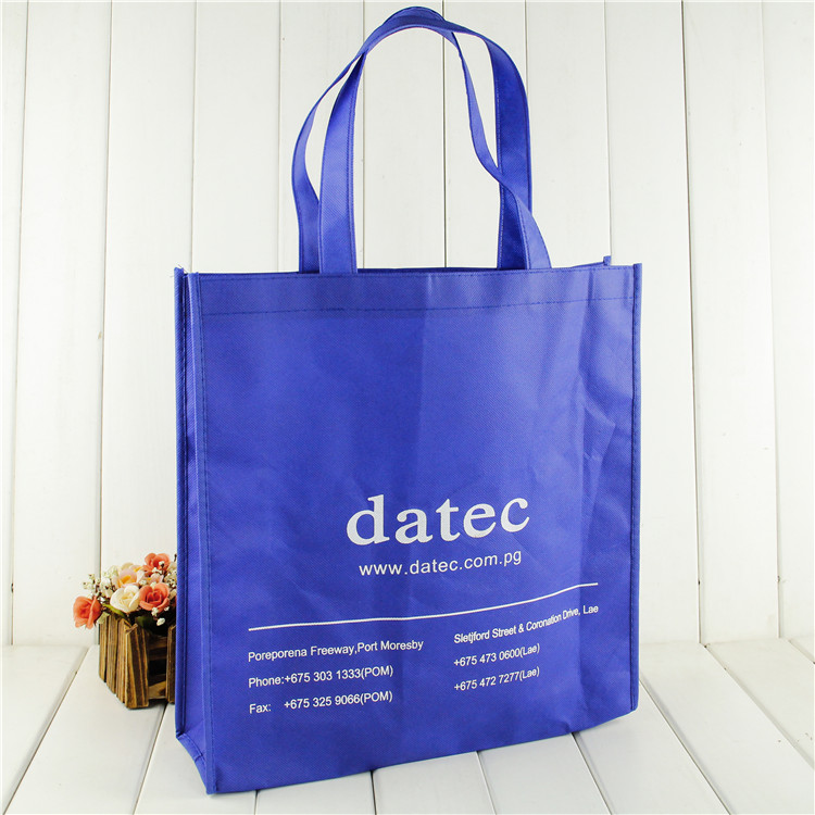 High Quality Promotional Custom Shopping Non Woven Felt Tote Bag