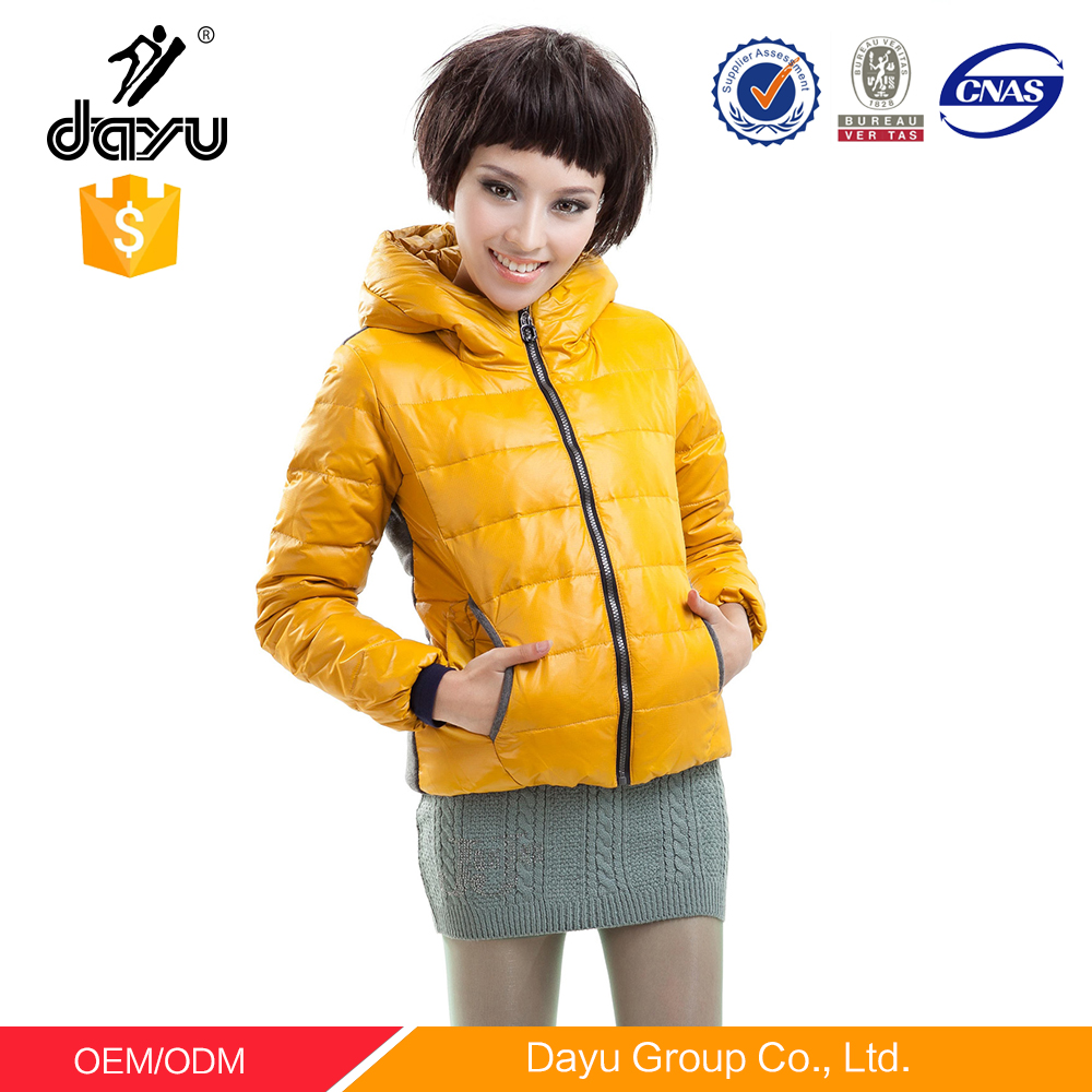 Nylon Winter Jackets 14
